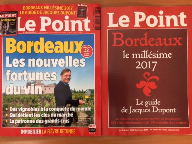 Le guide de Jacques Dupont – Le Point