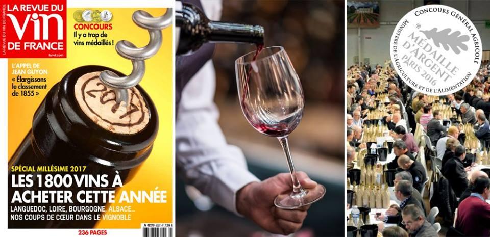 Revue du Vin de France – Juin 2018